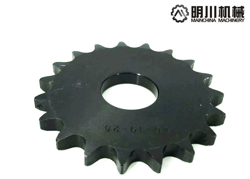 ANSI/DIN Plain Plate Sprockets For 60-1 Roller Chain ISO9001:2008 Certificated